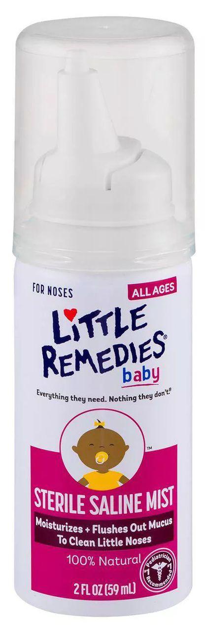 Spray Nasal - Little Remedies