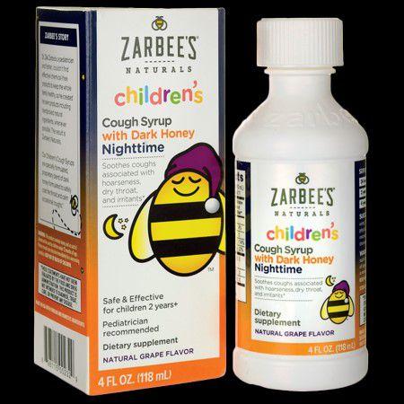 Xarope Infantil Zarbees Naturals Children's NightTime