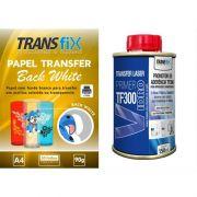 Papel Back White Transfix + TF300 + TFClean