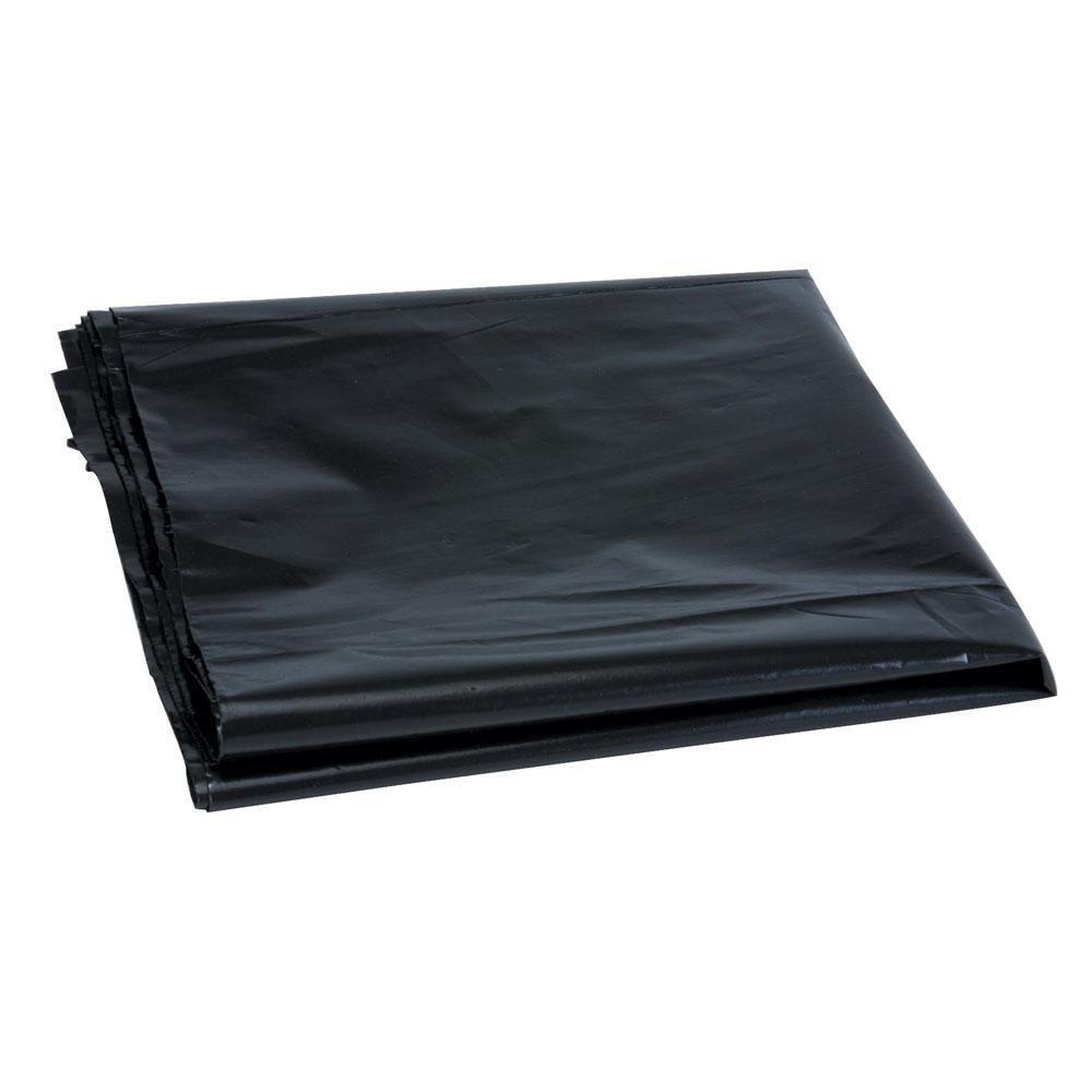 Sacos de lixo preto com capacidade de 200 litros