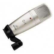 Microfone de Estúdio Behringer C-1