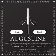 Encordoamento Augustine para Violão Nylon Série Black - Baixa Tensão
