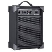 Caixa de Som Amplificada LL Lx 40 Multiuso Entrada Para Guitarra Violão Microfone