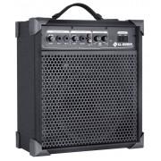 Caixa de Som Amplificada Multiuso Ll Audio Lx 60 Entrada Para Violão Guitarra Microfone