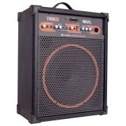 Caixa De Som Amplificada Multiuso LL Audio Trx 12 – 80 W Rms