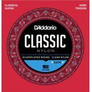 Corda D'Addario Classic Nylon EJ27H p/ Violão - Tensão Alta