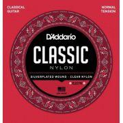 Corda D'Addario Classic Nylon EJ27H p/ Violão - Tensão Média