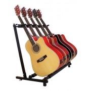 Estante Suporte Smart Para 5 Instrumentos Violão Guitarra Baixo GS-05
