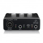 Interface Behringer U-Phoria UM-2