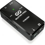 Interface De Áudio TC HELICON Go Guitar - para dispositivos móveis