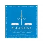 Jogo de Corda Encordoamento Augustine Blue Azul High Tension Tensão Alta