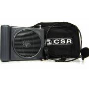 Kit Professor CSR BW 800 Usb, Mini Amplificador Portátil