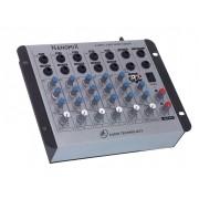 Mesa De Som Mixer NCA Nanomix De 6 Canais Na602r Ll Áudio