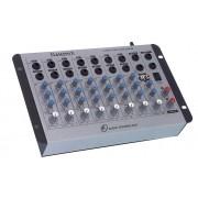 Mesa De Som Mixer NCA Nanomix De 8 Canais Na802r Ll Áudio