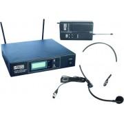 Microfone Auricular Sem Fio CSR 256 A UHF