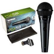 Microfone Shure PGA58 - LC