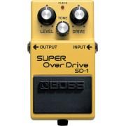 Pedal Boss Super Overdrive SD-1