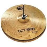 Prato Octagon Groove Power Hi-Hat 14´