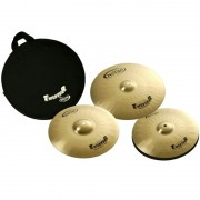 Set de Pratos Orion Twister TWR90 14/16/20""