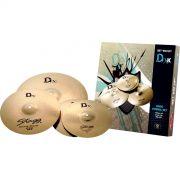 Set de Pratos Stagg DXK Basic Cymbal com Chimbal 14