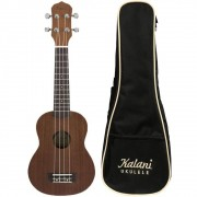 Ukulele Kalani Soprano Tribes 21 com Bag Exclusiva