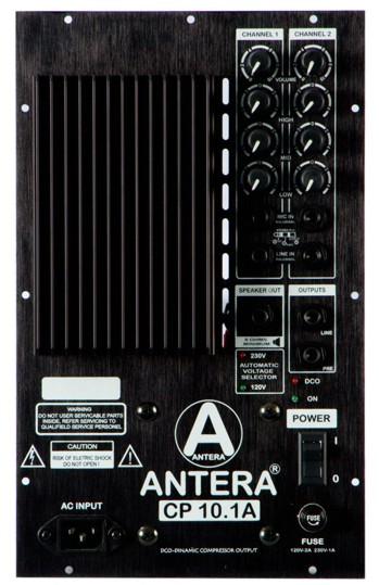 Caixa Antera CP10.1A - Ativa  - Transa Som Instrumentos Musicais