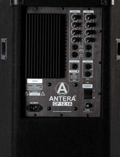 Caixa Antera CP12.1A - Ativa  - Transa Som Instrumentos Musicais