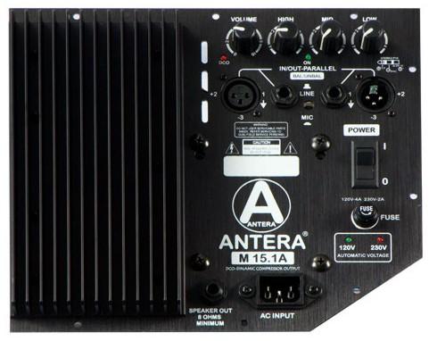 Caixa Antera Retorno M15.1A - Ativa  - TranSom Áudio e Música