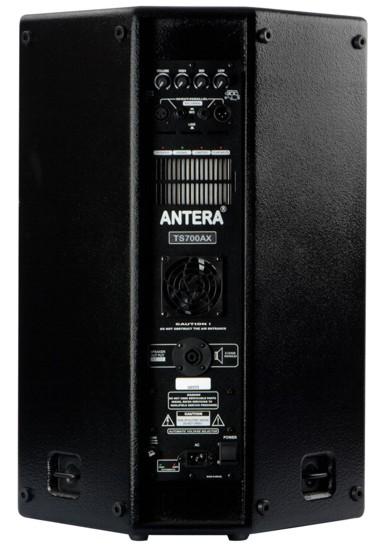 """Caixa de Som Antera TS700AX 15"""" 350W- Ativa  - TranSom Áudio e Música"""