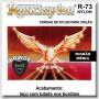 Encordoamento Rouxinol p/ Violão Nylon Tensão Média - R73 - Transa Som Instrumentos Musicais
