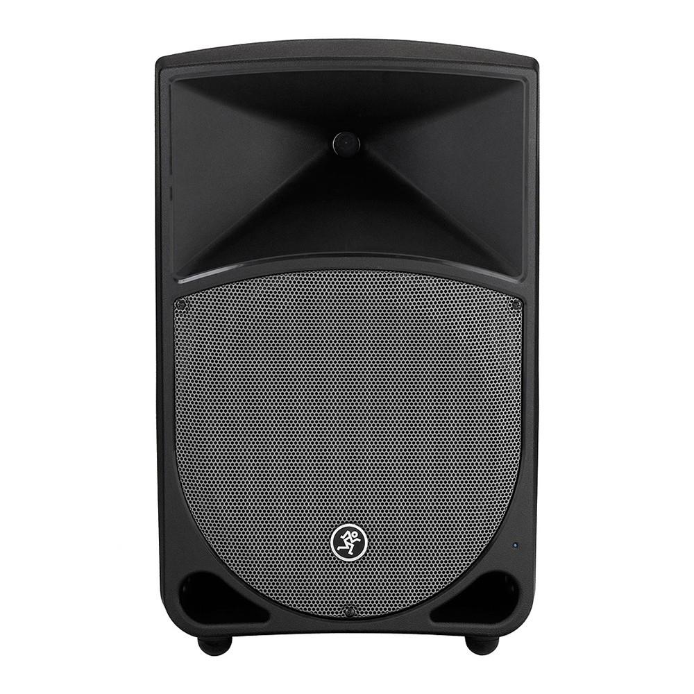 Caixa Acústica Mackie TH 15, 400Watts  - Ativa  - TranSom Áudio e Música