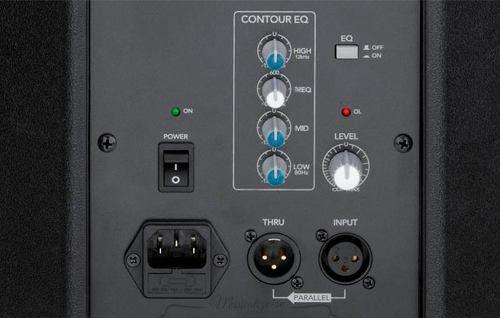 Caixa Acústica Mackie Thump TH15A Ativa 400W Profissional - 110v  - TranSom Áudio e Música