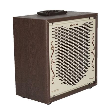 Caixa de Som Amplificada Oneal OCM 2910 Vintage Multiuso - 120 Watts RMS  - TranSom Áudio e Música