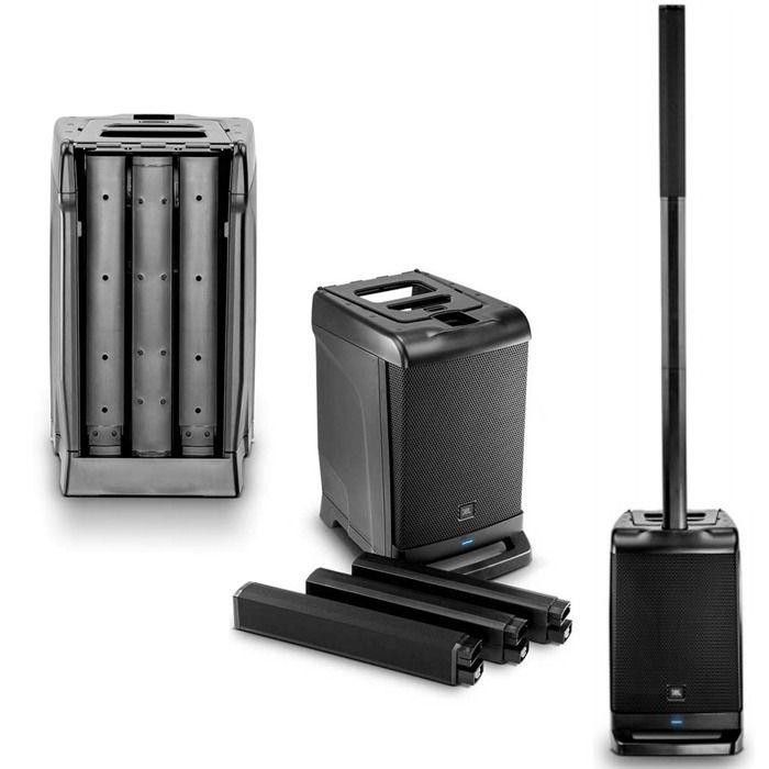 Caixa de Som JBL EON ONE 250w + 130w  - TranSom Áudio e Música