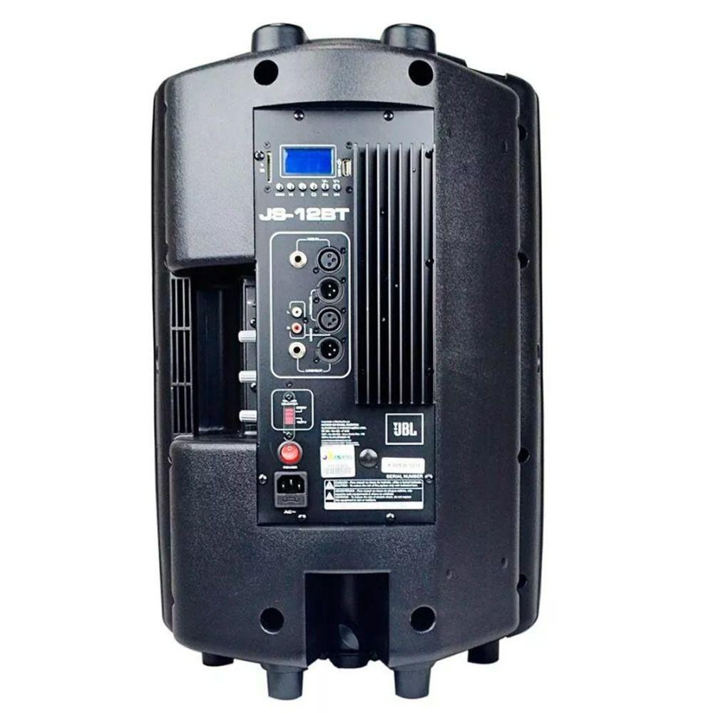 Caixa de Som JBL JS-12BT DCR - USB/Bluetooth  - TranSom Áudio e Música