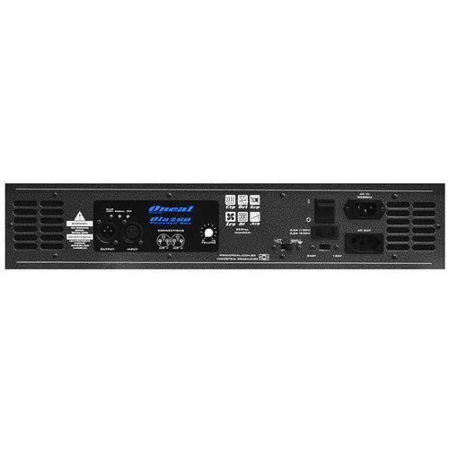 Caixa Oneal Line Array OLA 260  - TranSom Áudio e Música