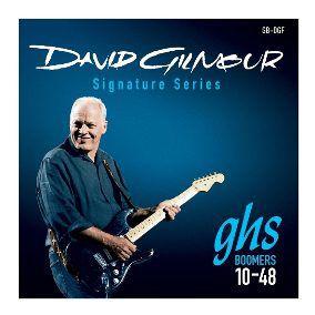 """Corda GHS 10 Signature Series """"David Gilmour""""  - TranSom Áudio e Música"""