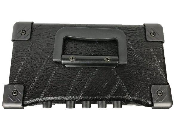 Cubo Amplificador Sheldon GT1200 Guitarra Com Efeito Overdrive 15W Preto  - TranSom Áudio e Música