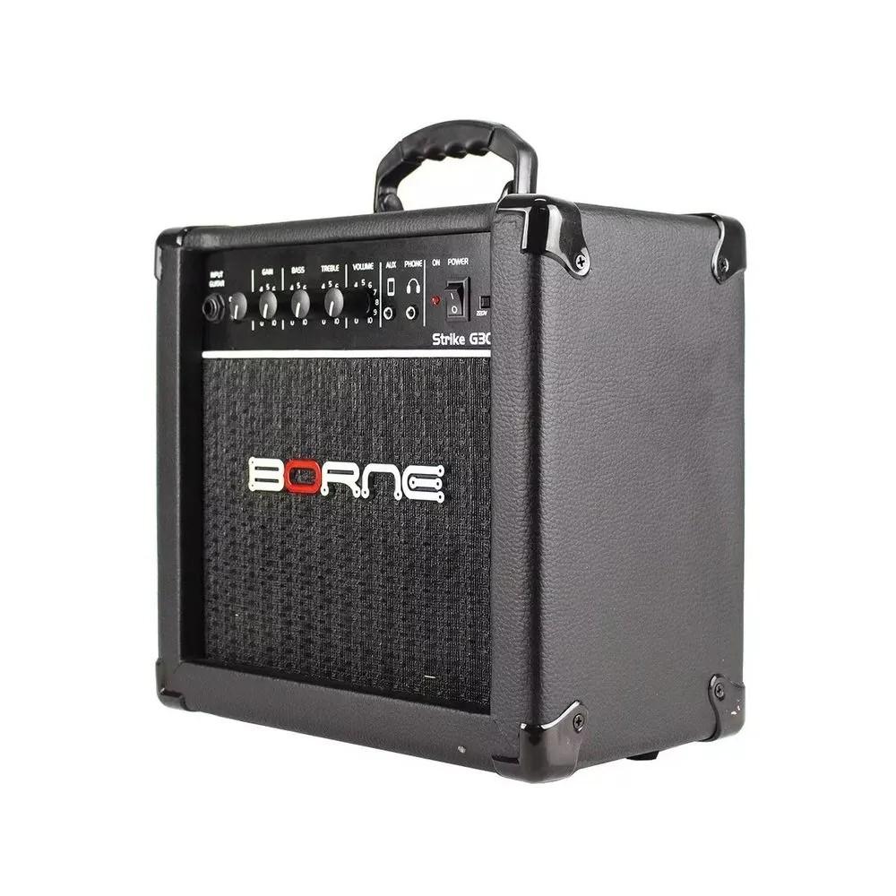 Cubo Borne Strike G30 - Preto  - TranSom Áudio e Música