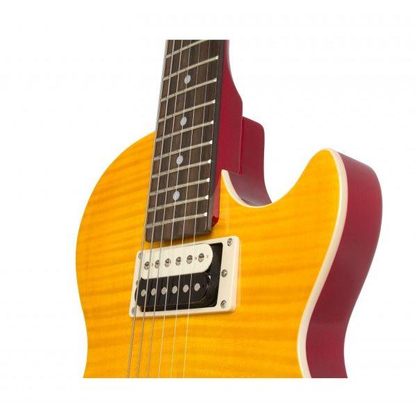 Guitarra Epiphone Les Paul Special Slash AFD Signature - Appetite Amber  - TranSom Áudio e Música