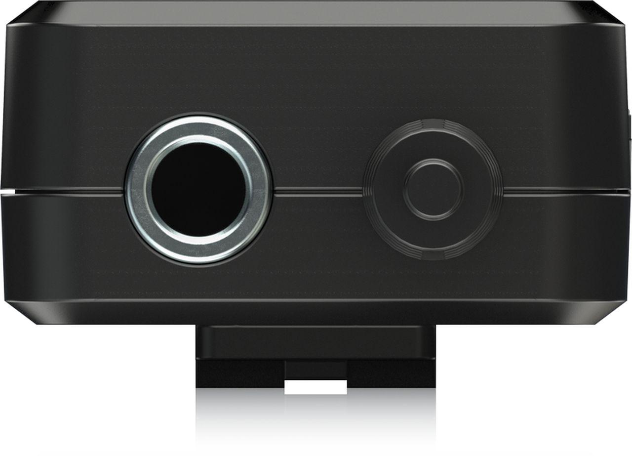 Interface De Áudio TC HELICON Go Guitar - para dispositivos móveis  - TranSom Áudio e Música