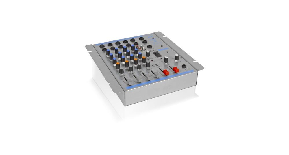 Mesa Oneal OMX 400 - 4 canais  - TranSom Áudio e Música