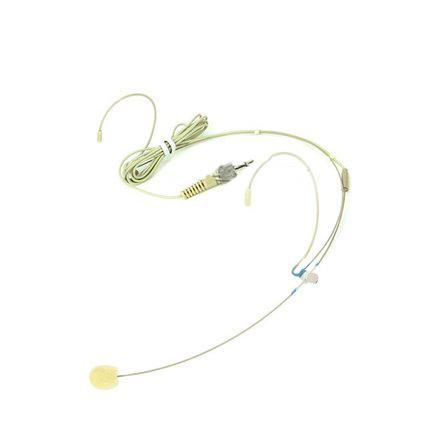 Microfone Auricular Staner Headset HT3A P2  - TranSom Áudio e Música