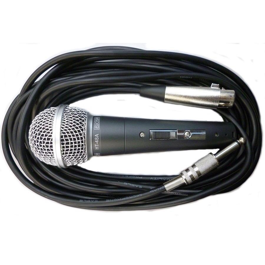 Microfone CSR 48a  - TranSom Áudio e Música