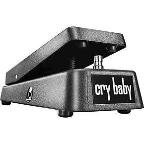 Pedal Dunlop Cry Baby Wah Wah GCB095  - TranSom Áudio e Música