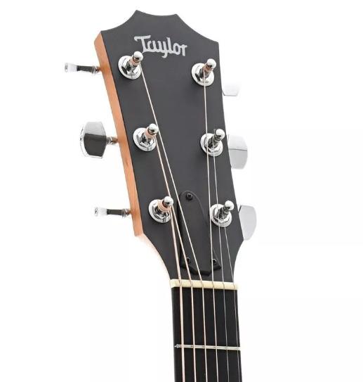 Violão Taylor Academy A12e Elétrico com Case Exclusiva  - TranSom Áudio e Música