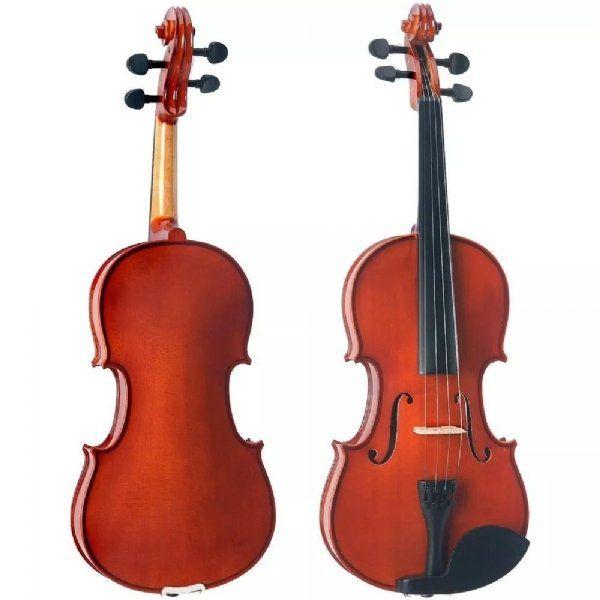 Violino Sverve 4/4 Canhoto  - TranSom Áudio e Música