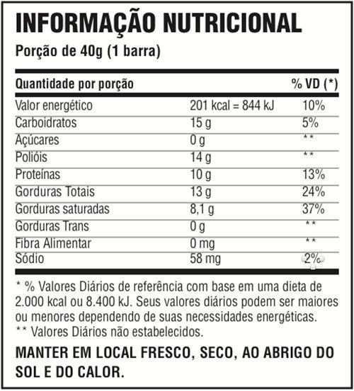 fde9a2427 ... Choko Crunch (caixa c  12 un) - Probiótica - P2 Suplementos Nutricionais
