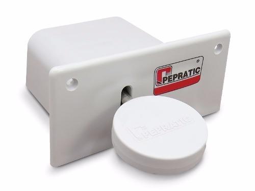 Torneira de Pedal Pepratic com Acionamento Mecânico da Válvula Modelo de Embutir Balcão  - Central Suportes