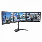 Suporte Articulado Mesa 3 Monitores 15 a 27 Ajuste de Altura e convergência T1236N ELG